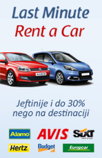 Last Minute Rent a Car